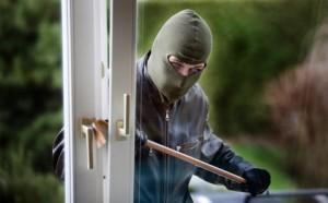 En forsikring kan dække tab ved indbrud